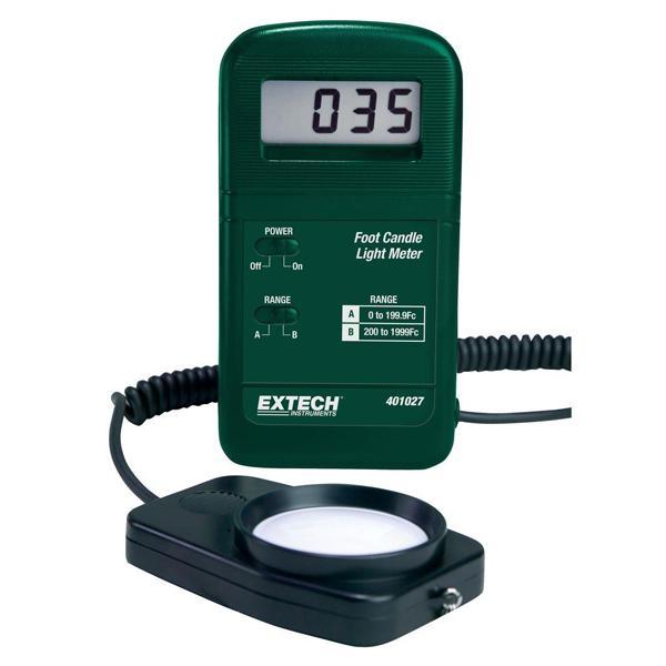 401027 EXTECH เครื่องวัดแสง