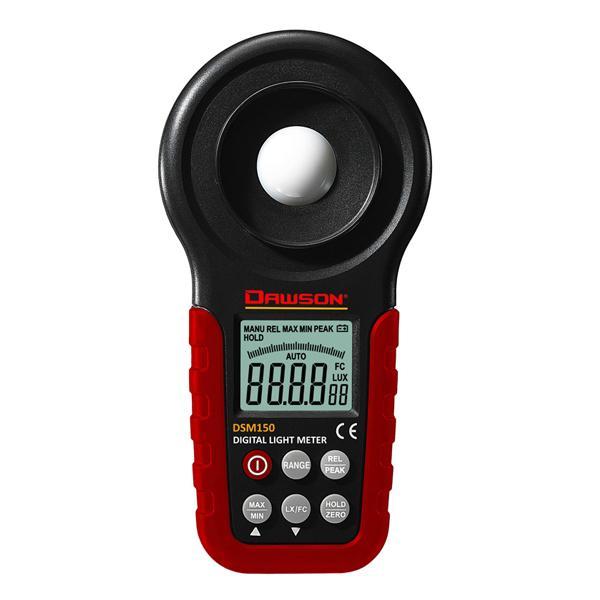 DSM150 DAWSON เครื่องวัดแสง DIGITAL LIGHT METER