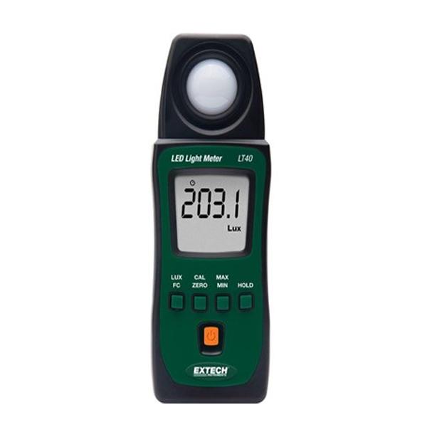 LT40-NIST Extech Light Meter เครื่องวัดแสง