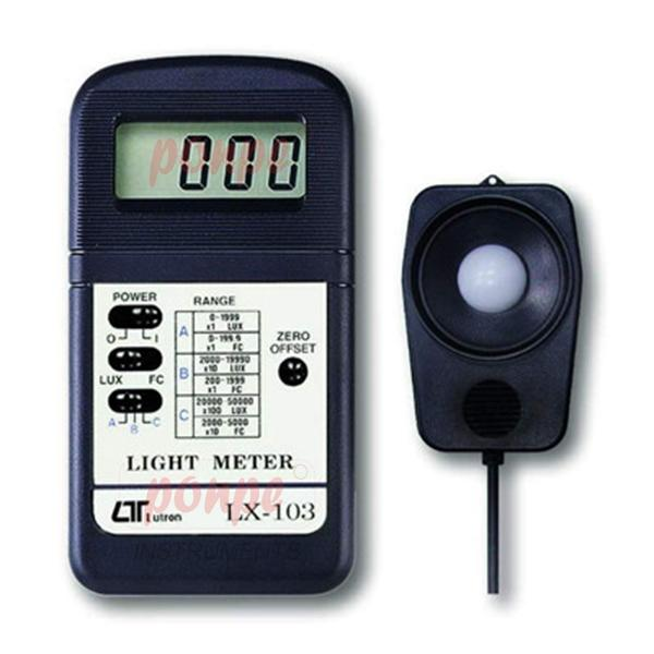 เครื่องวัดแสง LX-103