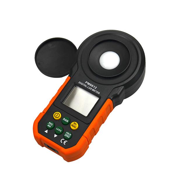 PM6612 PEAKMETER เครื่องวัดแสง Digital Lux Meter