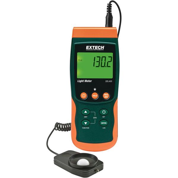 SDL400-NIST Light Meter/Datalogger เครื่องวัดแสง