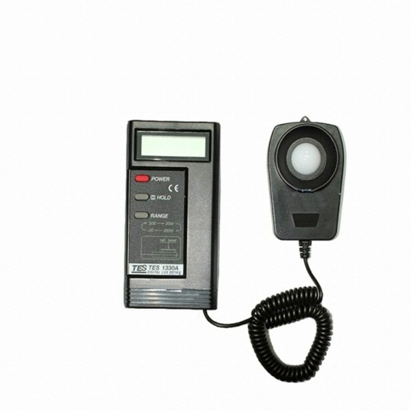 TES-1330A TES Digital Light Meter เครื่องวัดแสงดิจิตอล