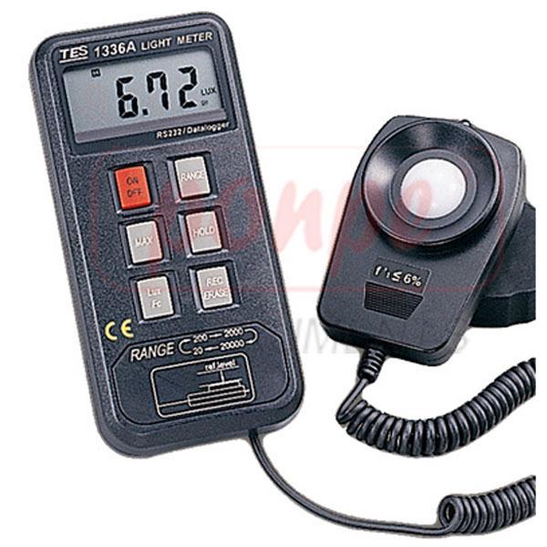 TES-1336A Light Meter เครื่องวัดแสง